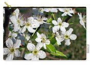 Pear Tree Blossoms Iv Carry-all Pouch