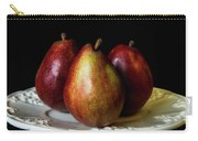 Pear Trio Still Life Carry-all Pouch
