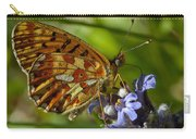 Pearl-bordered Fritillary Carry-all Pouch