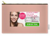 Pearl Essence Skin Cream Carry-all Pouch