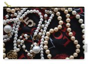Pearls 2 Carry-all Pouch
