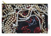 Pearls 4 Carry-all Pouch