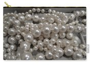 Pearls Carry-all Pouch