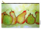 Pears - 2016 Carry-all Pouch