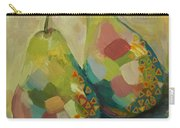 Pears A La Klimt Carry-all Pouch