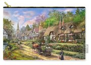 Peasant Village Life Variant 1 Carry-all Pouch