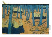 Peasants Gathered In A Sacred Wood_ Carry-all Pouch
