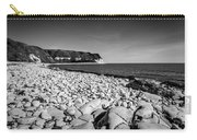Pebble Beach At Flamborough. Carry-all Pouch