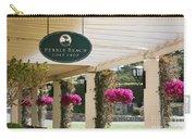 Pebble Beach Golf Shop  Carry-all Pouch
