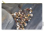 Pebble Beach Rocks 8778 Carry-all Pouch