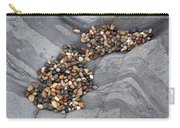 Pebble Beach Rocks 8787 Carry-all Pouch