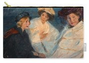 Peder Severin Kroyer, From The Beaches Of Skagen. Carry-all Pouch