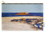 Pedersen Beach Lake Superior Carry-all Pouch