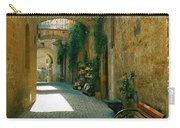 Pedestrian Walkway, Orvieto, Umbria Carry-all Pouch