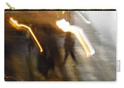 Pedestrians 4  6th Ave Series  Abstract Carry-all Pouch