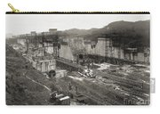 Pedro Miguel Locks, Panama Canal, 1910 Carry-all Pouch
