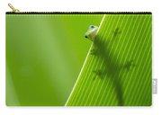 Peek A Boo Gecko Carry-all Pouch