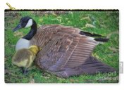 Peek-a-boo Goslings Carry-all Pouch