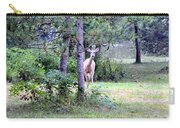 Peekaboo Deer Carry-all Pouch