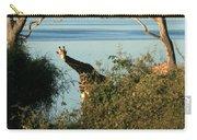 Peekaboo Giraffe Carry-all Pouch