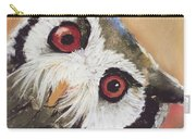 Peekaboo Owl Carry-all Pouch