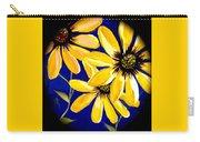 Peekaboo Sunflowers Carry-all Pouch
