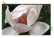 Peeking Magnolia Carry-all Pouch