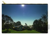 Pegasus And Moon Over The Shenandoah Valley Carry-all Pouch