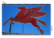 Pegasus Oil Sign Carry-all Pouch