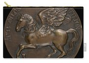 Pegasus Soaring Above Parnassus [reverse] Carry-all Pouch