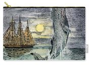 Pehe Nu-e: Moby Dick Carry-all Pouch