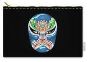 Peking Opera Face-paint Masks - Zhongli Chun Carry-all Pouch
