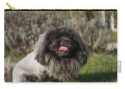Pekingese Dog Carry-all Pouch