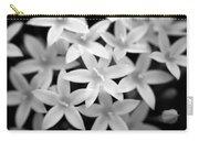 Pelargonium Graveolens Carry-all Pouch