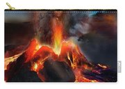 Pele - Volcano Goddess Carry-all Pouch