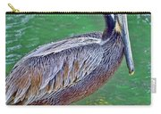 Pelican By The Pier Carry-all Pouch