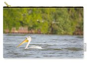 Pelican Drifting Along Carry-all Pouch