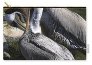 Pelican Duo Carry-all Pouch by Deborah Benoit