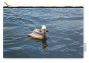 Pelican Eating Dinner Carry-all Pouch