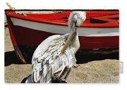 Pelican In Mykonos II Carry-all Pouch