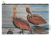 Pelican Party Carry-all Pouch