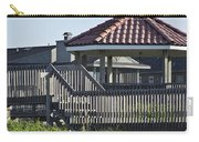 Pelican Weathervane Ocean Isle Norht Carolina Carry-all Pouch
