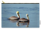 Pelicans 2 Together Carry-all Pouch