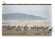 Pelicans And Gulls Carry-all Pouch