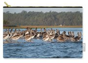 Pelicans, Murrells Inlet Sc Carry-all Pouch