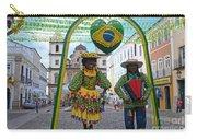 Pelourinho - Historic Center Of Salvador Bahia Carry-all Pouch