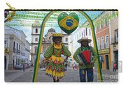 Pelourinho - Historic Center Of Salvador Bahia Carry-all Pouch