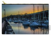 Penarth Harbour In Wales Carry-all Pouch