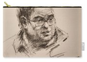 Sketch Man 8 Carry-all Pouch