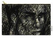 Pencilportrait 02 Carry-all Pouch